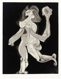 La femme au tambourin (B. 310;