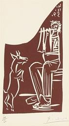 Faune et chèvre (B. 949; Ba. 1