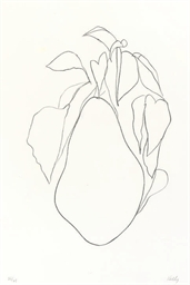 Pear I, from Suite of Plant Li