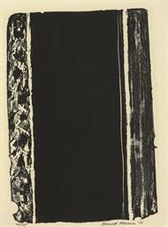 Untitled (Barnett Newman Found