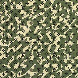 Monogramouflage