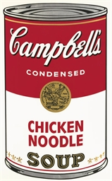 Chicken Noodle, from Campbell'