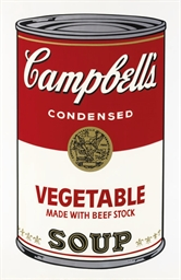 Vegetable, from Campbell's Sou