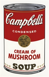 Cream of Mushroom, from Campbe