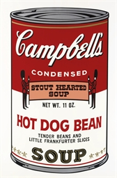 Hot Dog Bean, from Campbell's