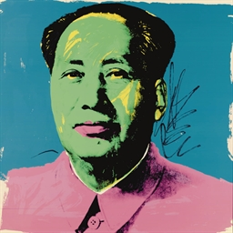 Mao: one plate (F. & S. II.93)