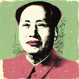 Mao: one plate (F. & S. II.95)