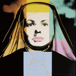 The Nun, from Ingrid Bergman