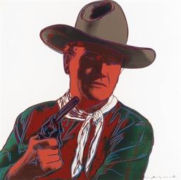 John Wayne, from Cowboys and I