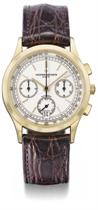 Vacheron Constantin A fine 18K gold automatic chronograph wr