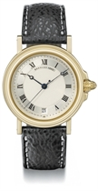 Breguet An 18K gold automatic wristwatch with sweep centre s