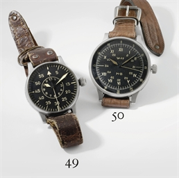 A. Lange & Söhne. A rare and l