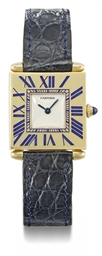 Cartier. An attractive 18K gol