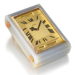Cartier. A very fine, rare and