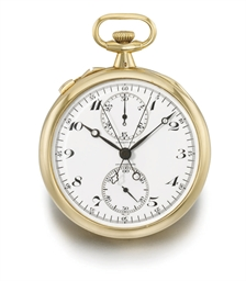 Patek Philippe, made for Tiffa