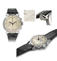 Patek Philippe. A superb and e