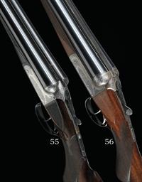 A 12-BORE BOXLOCK EJECTOR GUN