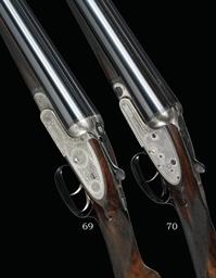 A 16-BORE SIDELOCK EJECTOR GUN