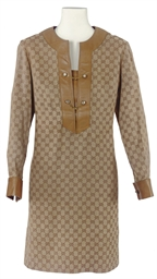GUCCI (F.1906) A TUNIC DRESS