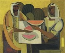 Ismael Al-Sheikhly (Iraqi, 1924-2002)