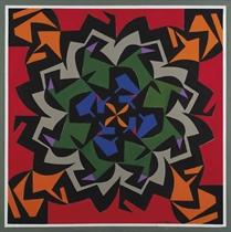 Hussein Madi (Lebanese, b. 1932)