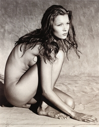 Kate Moss, Marrakech, January,