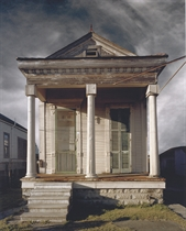 Shotgun House (before Katrina), New Orleans, Louisiana, 2005