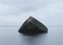 Wandering Rock from 'Rügen', 2008
