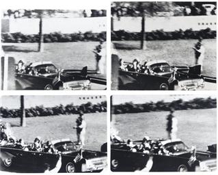 Stills from the Zapruder film