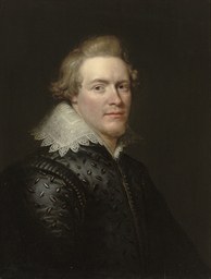 Portrait of Count Cornelis van