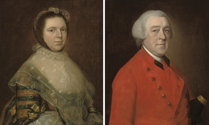 Portrait of Elizabeth Prowse,