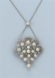 A BELLE EPOQUE NATURAL PEARL A
