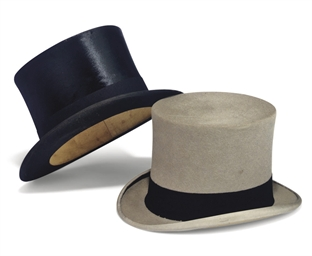 TWO TOP HATS