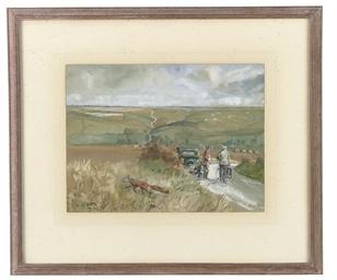 MICHAEL LYNNE (BRITISH, 1912-1
