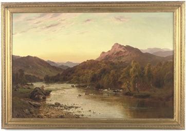 ALFRED DE BREANSKI (BRITISH, 1852-1928)
