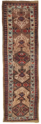 An antique Serab runner