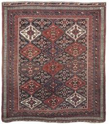 A fine Afshar rug
