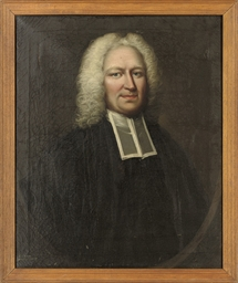 Portrait of Henry Crispe of Ca