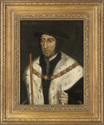 Portrait of Thomas Howard, 3rd