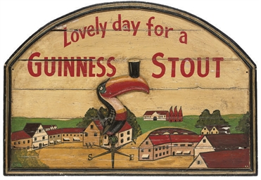Lovely day for a guinness stou