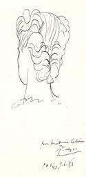 Tête de femme (Mary Callery)