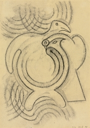 Deux oiseaux