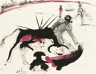 Bullfight #3