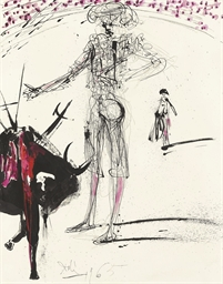 Bullfight #4