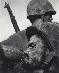 Saipan, June 1944; Iwo Jima, F