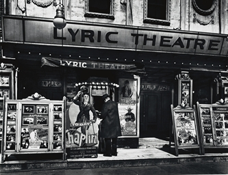 Lyric Theatre, 1936
