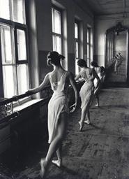 Bolshoi Ballet School, Moscow,