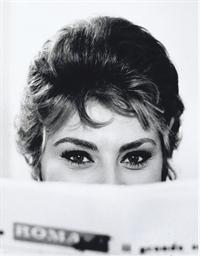 Sophia Loren, Rome, 1961