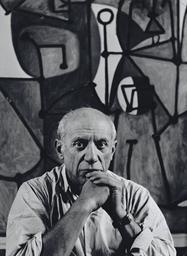 Picasso, Paris, 1948