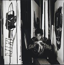 Jean-Michel Basquiat, 1989